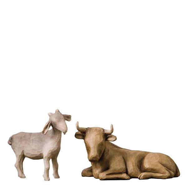 Ox & Goat