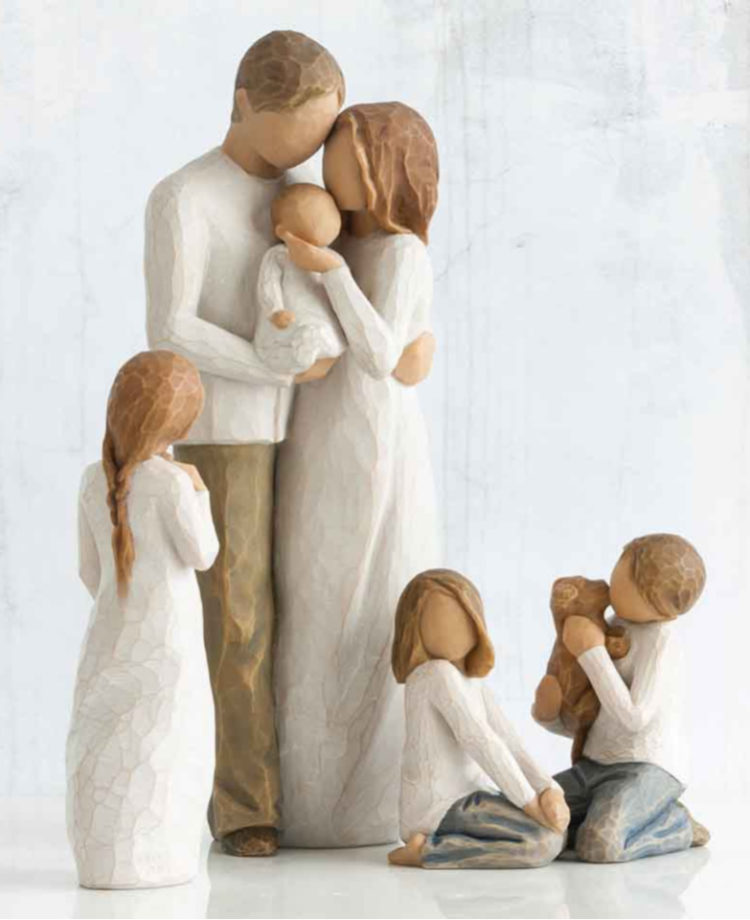 Willow Tree Familie